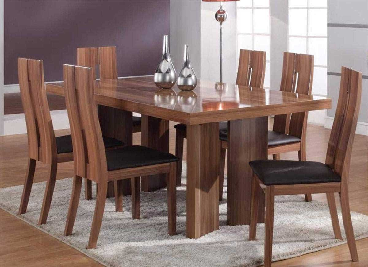 There are so many good ways of taking care of wooden furniture at home but when it comes to your dining table most home owners have ignored the simplest